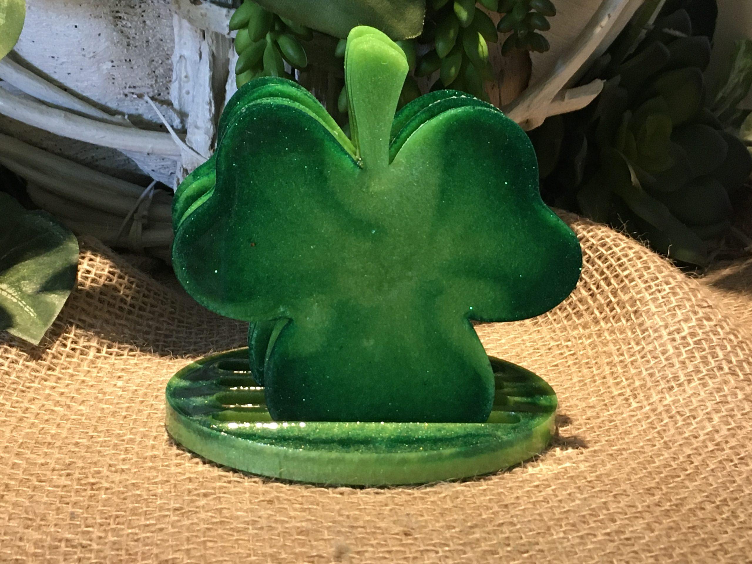 St Patrick's Clover4