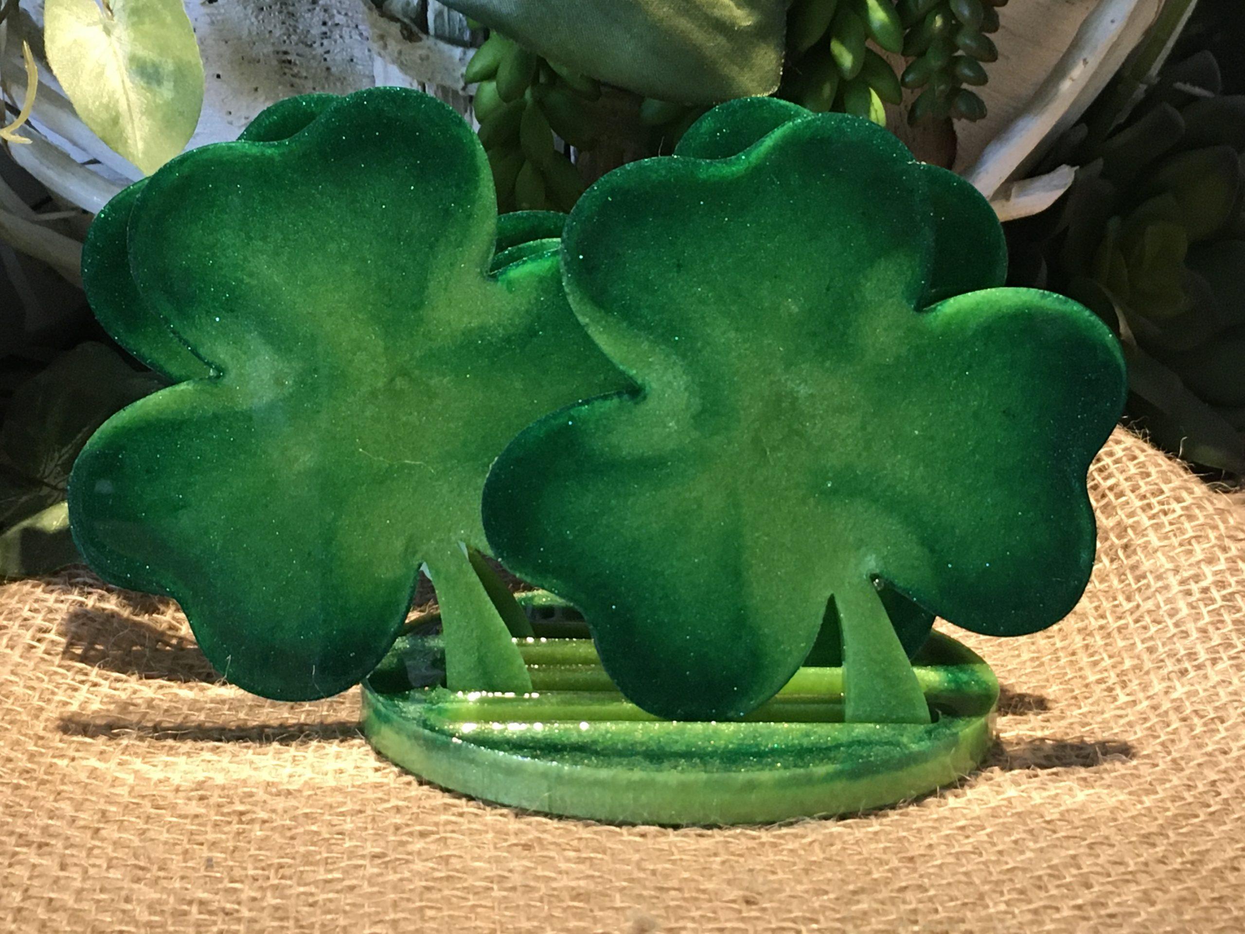 St Patrick's Clover3
